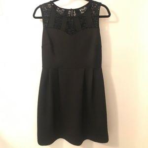 Enfocus Studio Black Dress